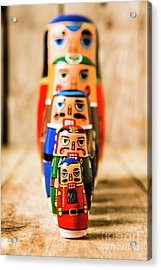 In Figurative Scale Acrylic Print by Jorgo Photography - Wall Art Gallery