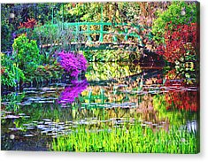 In Giverny Acrylic Print