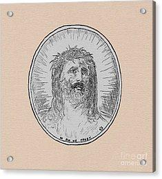 In Him We Trust Acrylic Print