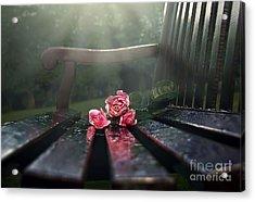 In Memory Acrylic Print by Svetlana Sewell