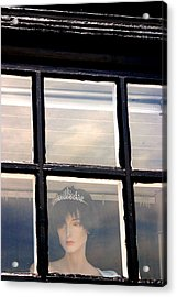 In My Tower Acrylic Print by Jez C Self