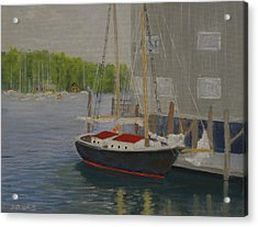 In Port Acrylic Print