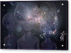 In Space Acrylic Print