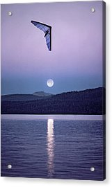 In The Air Tonight Acrylic Print