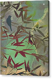 In The Bamboo Forest Acrylic Print