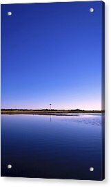 In The Blue Acrylic Print