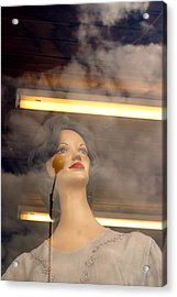 In The Clouds Of My Mind Acrylic Print by Jez C Self