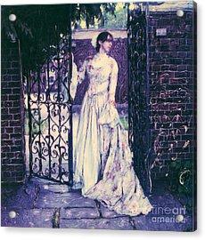 In The Doorway... Acrylic Print by Steven  Godfrey