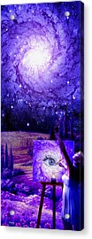 In The Eye Of The Beholder Acrylic Print