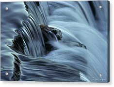 In The Flow Acrylic Print