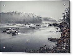 In The Fog  Acrylic Print