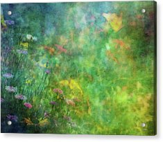 In The Garden 2296 Idp_2 Acrylic Print