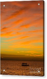 In The Heat Of The Night Acrylic Print by Rene Triay Photography