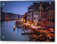 Acrylic Print featuring the photograph In The Light by Andrew Soundarajan