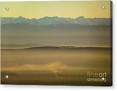 In The Mist 5 Acrylic Print