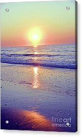 In The Morning Light Everything Is Alright Acrylic Print