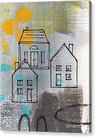 In The Neighborhood Acrylic Print