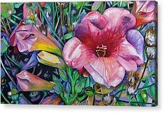 Fragrant Blooms Acrylic Print