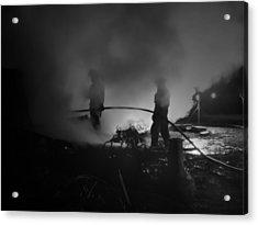 In The Smoke Acrylic Print