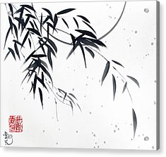 In The Still Of The Night Acrylic Print by Oiyee At Oystudio