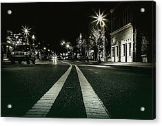 In The Streets Acrylic Print