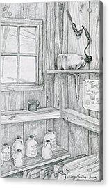 In The Sugar House Acrylic Print