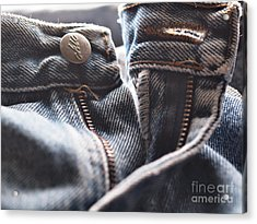 In Those Jeans Acrylic Print