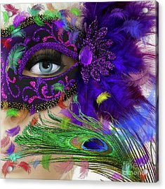 Acrylic Print featuring the photograph Incognito by LemonArt Photography