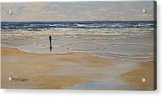 Incoming Tide Acrylic Print