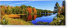 Incredible Pano Acrylic Print by Chad Dutson