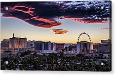 Acrylic Print featuring the photograph Independence Day by Michael Rogers