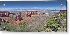 Independence Pano Acrylic Print