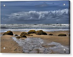 Indian Beach Acrylic Print