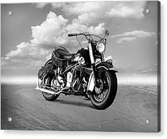 Indian Chief 53 Acrylic Print