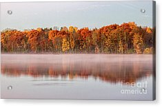 Indian Point Morning Acrylic Print