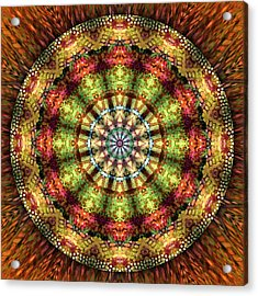 Indian Summer Acrylic Print