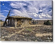 Indian Trading Post Montrose Colorado Acrylic Print