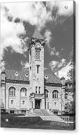Indiana University Franklin Hall Acrylic Print