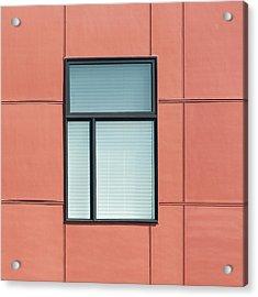 Indiana Windows 5 Acrylic Print