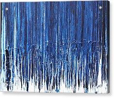Indigo Soul Acrylic Print by Ralph White