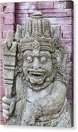 Indonesian Statue #2 Acrylic Print