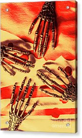 Industrial Death Machines Acrylic Print by Jorgo Photography - Wall Art Gallery