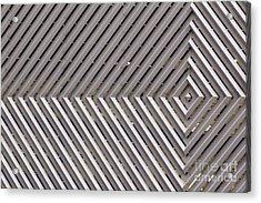 Industrial Diamonds Acrylic Print