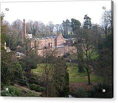 Industrial Heritage Acrylic Print