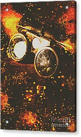 Industry Of Artistic Creations Acrylic Print