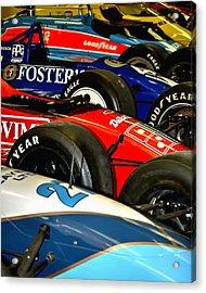 Indy Past 21170 Acrylic Print