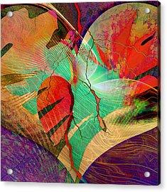 Infatuation Acrylic Print