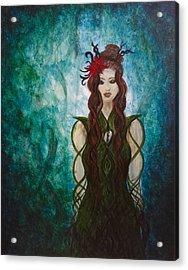 Infinity Goddess Acrylic Print