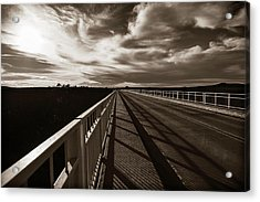 Acrylic Print featuring the photograph Infinity by Marilyn Hunt