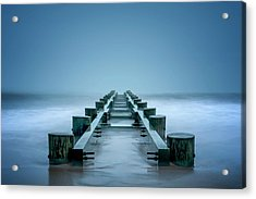 Acrylic Print featuring the photograph Infinity by Ryan Wyckoff